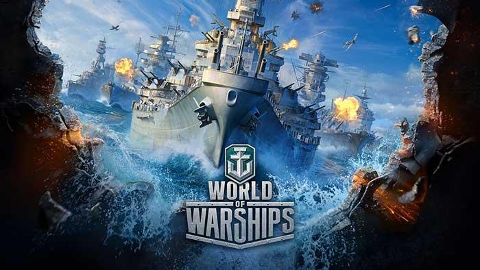 MMO игра World of Warships