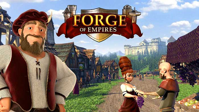 Стратегия Forge of Empires