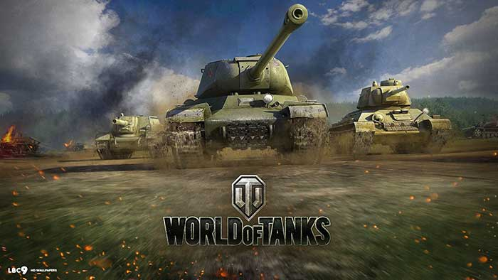 MMO Action World of Tanks