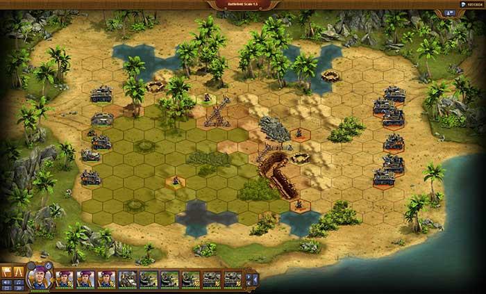 Игровой процесс Forge of Empires