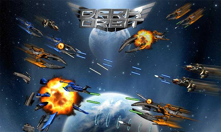 Браузерная онлайн игра Dark Orbit