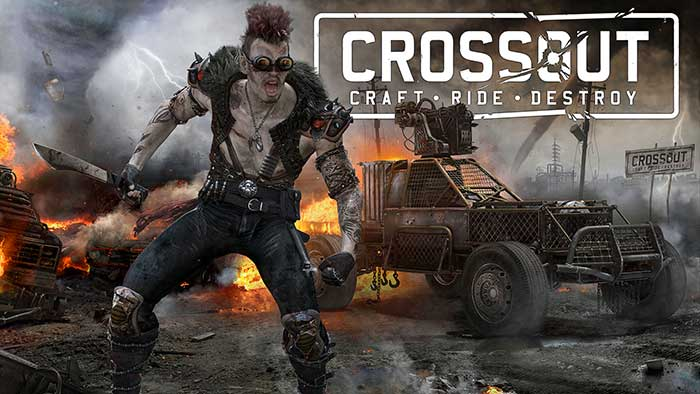 MMO Экшн игра Crossout