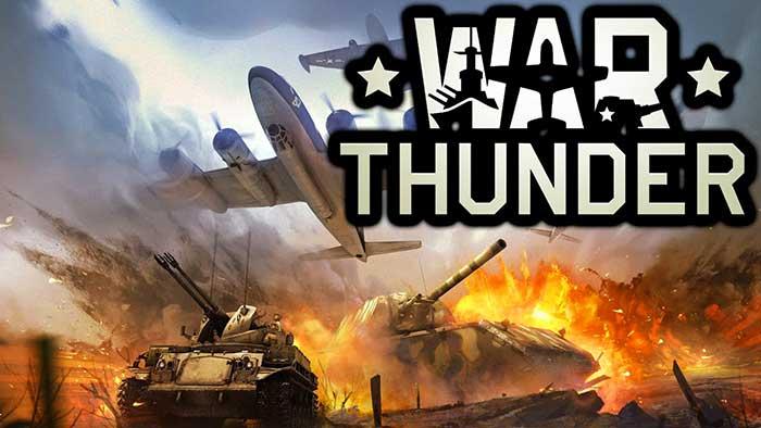 Клиентский шутер War Thunder