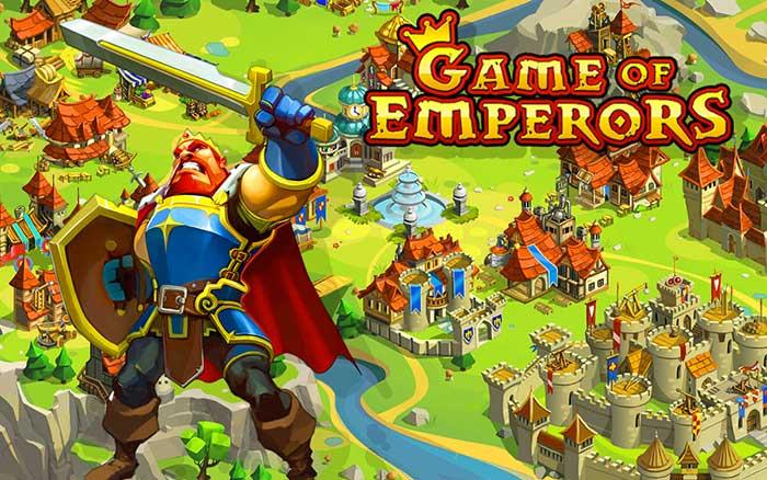 Онлайн игра Game of Emperors