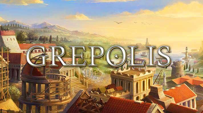 Онлайн игра Grepolis