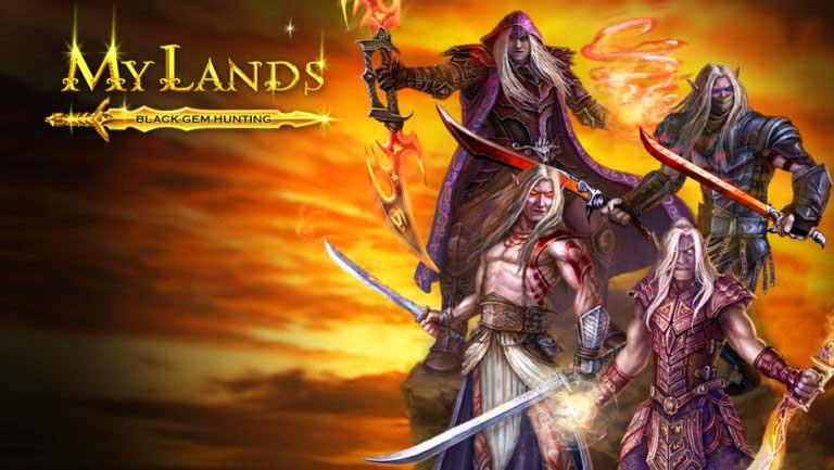 My Lands постер