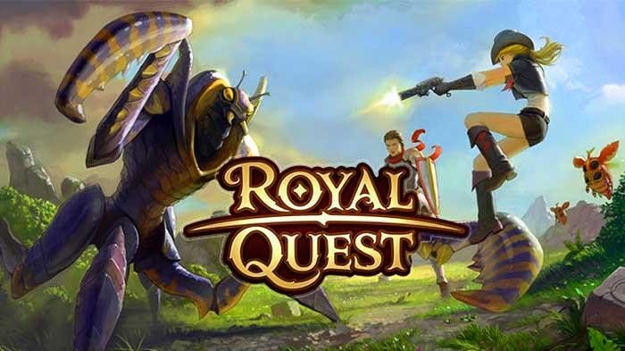 Онлайн ММОРПГ игра royal quest