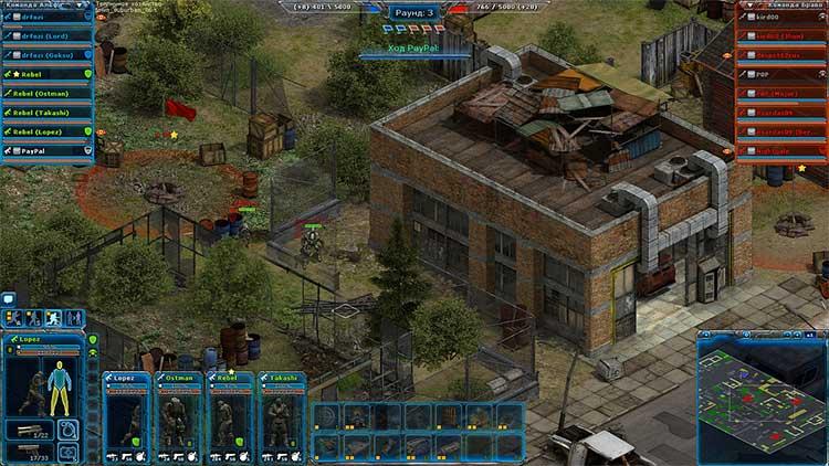 Скриншот Affected Zone Tactics