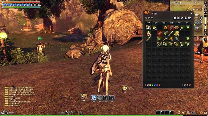 Скриншот Blade and Soul