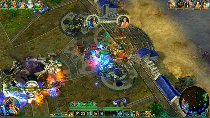 Скриншот prime world