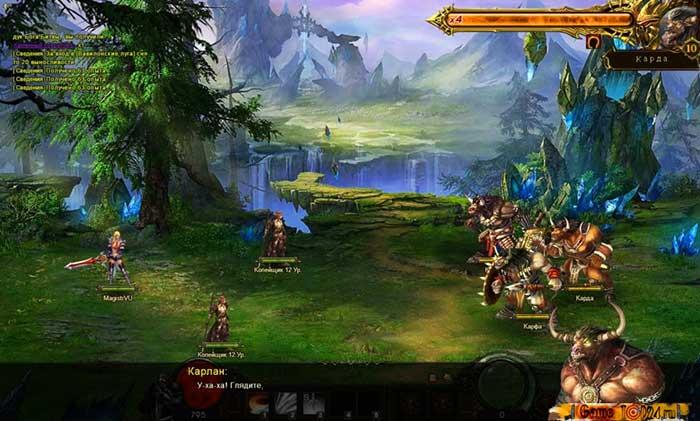 Геймплей Demon Slayer 3