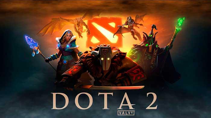 Онлайн игра Dota 2
