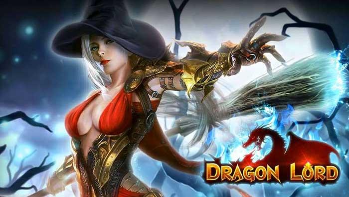 Онлайн игра Dragon Lord
