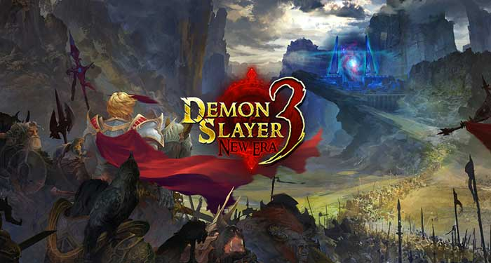 Онлайн РПГ Demon Slayer 3