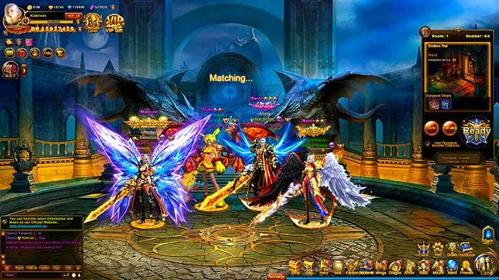 Обзор игры Dragon Awaken