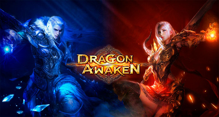 Онлайн игра Dragon Awaken