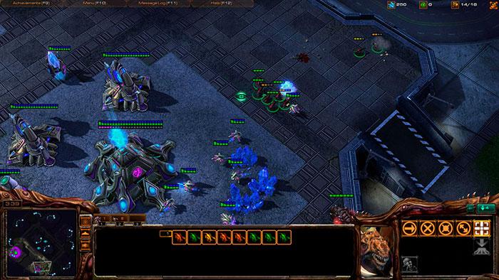 Протосы в игре StarCraft 2
