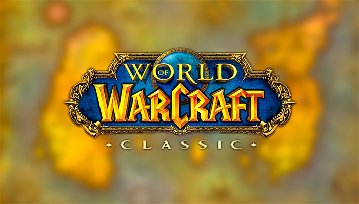 Регистрация в ММОРПГ World of Warcraft Classic