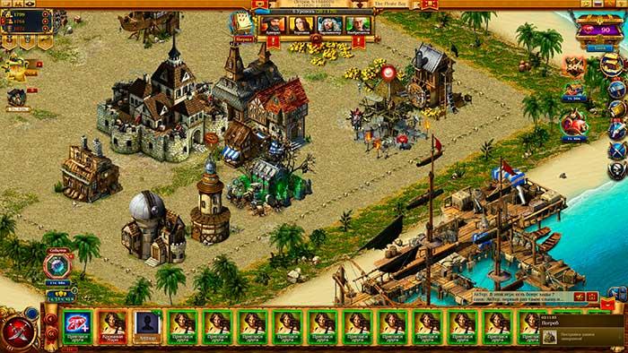 кодекс пирата игра на деньги