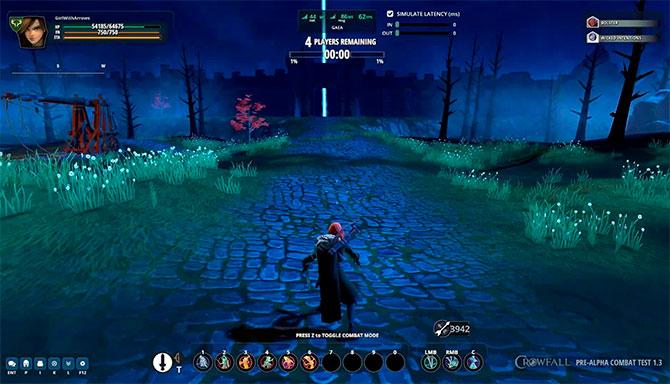Игровой процесс Crowfall