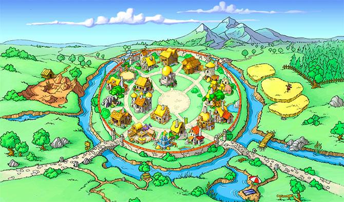 Онлайн игра Travian Kingdoms