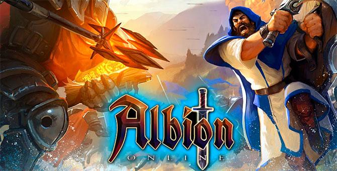 Регистрация в игре albion online
