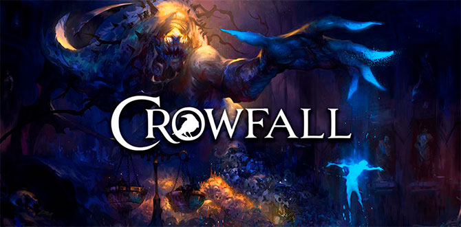 Регистрация в игре Crowfall