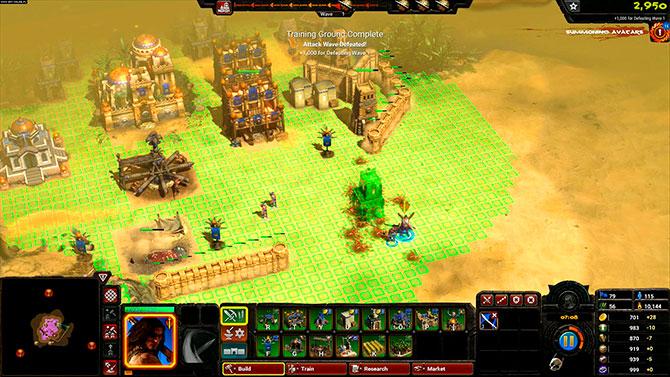 Строительство замка в conan unconquered