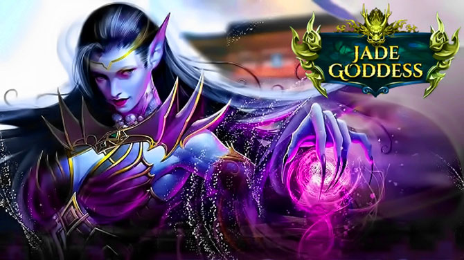 Играть в Jade Goddess