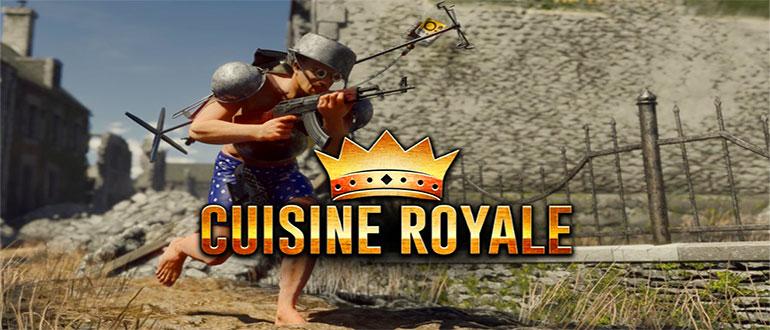 Экшн ММО Cuisine Royale