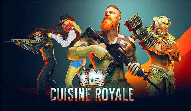Королевская битва Cuisine Royale