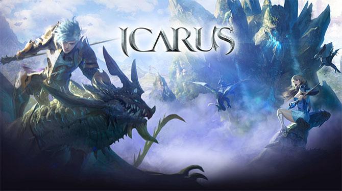 Регистрация в игре Icarus