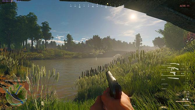 Скриншот из игры Cuisine Royale