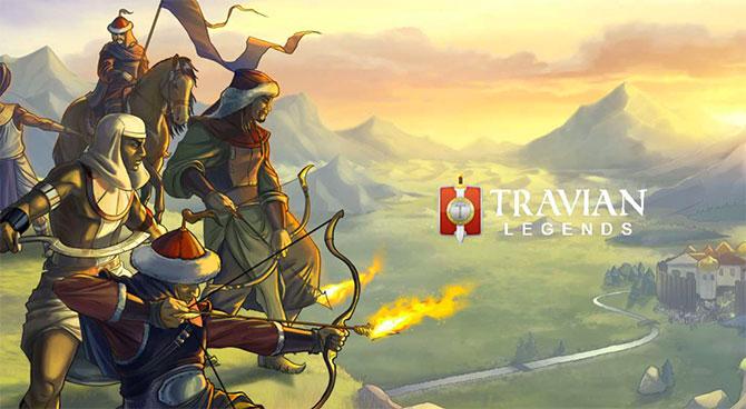 Регистрация в игре Travian Legends