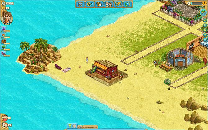 Геймплей My Sunny Resort