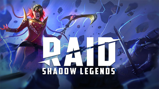 Игра Raid Shadow Legends