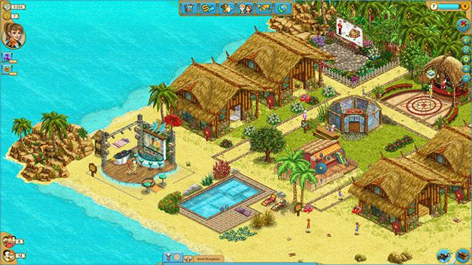 Менеджмент My Sunny Resort