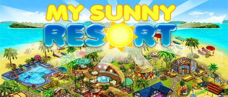 Обзор игры My Sunny Sesort