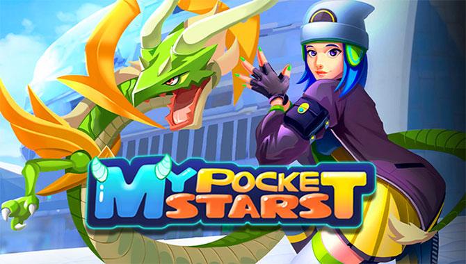Регистрация в игре My Pocket Stars