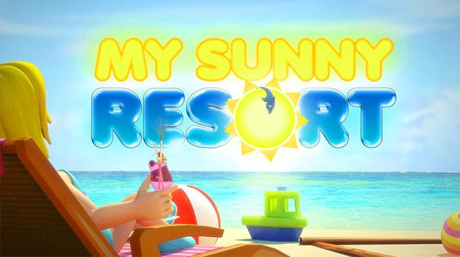 Регистрация в игре My Sunny Resort