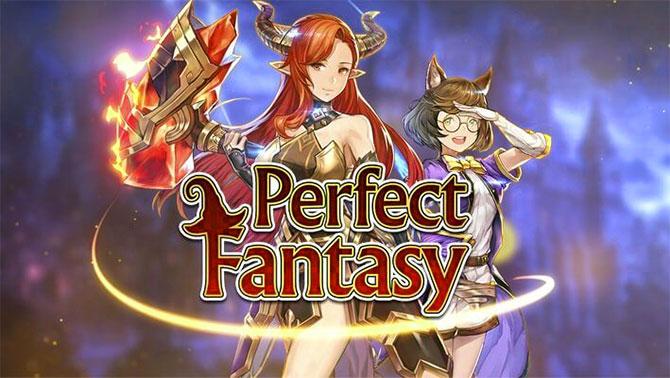 Регистрация в игре Perfect Fantasy