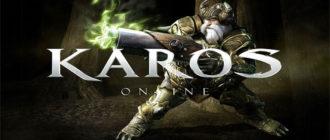 Обзор игры Karos online