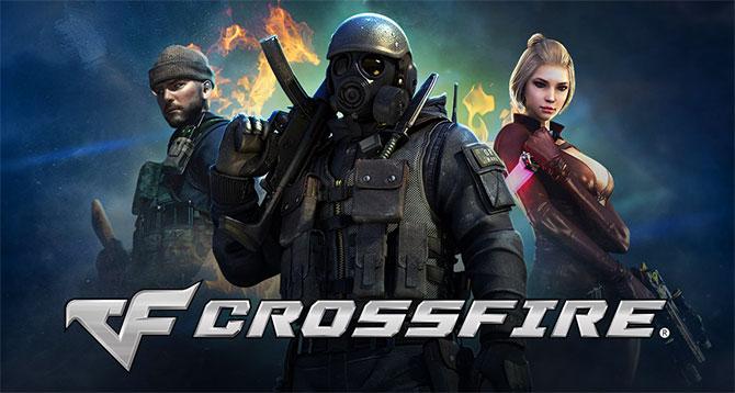 Регистрация в игре CrossFire