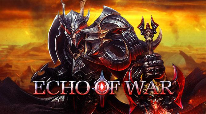 Регистрация в игре Echo of War