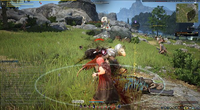Скриншот игры Black Desert