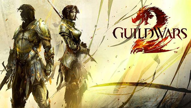 Обложка игры Guild Wars 2