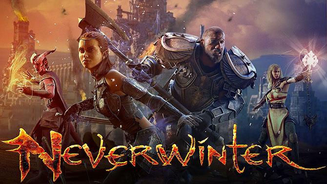 Обложка игры Neverwinter