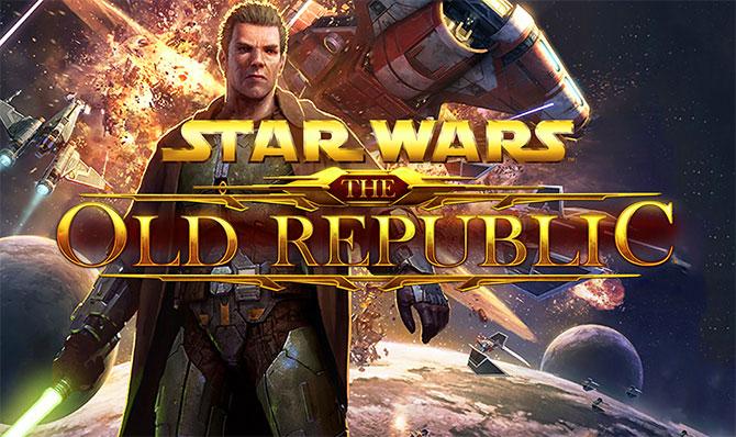 Обложка игры Star Wars Old Republic