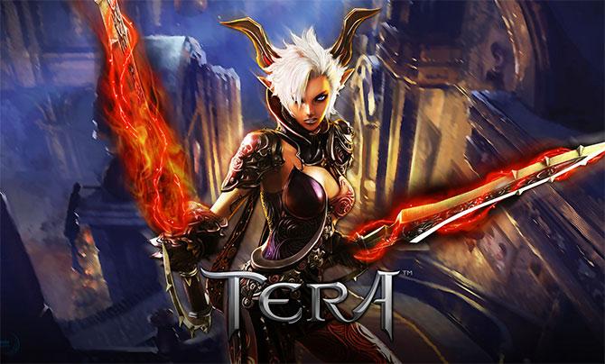 Обложка игры Tera Online