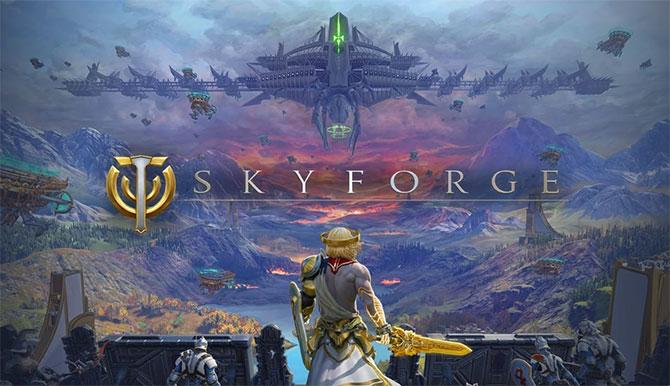 Обзор геймплея Skyforge